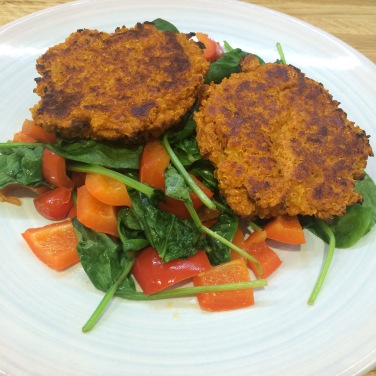 holisticden, introductions, natural beauty, holistic lifestyle, vegetarian, vegan, plan based, food, turmeric fritters, deliciously ella, endometriosis diet