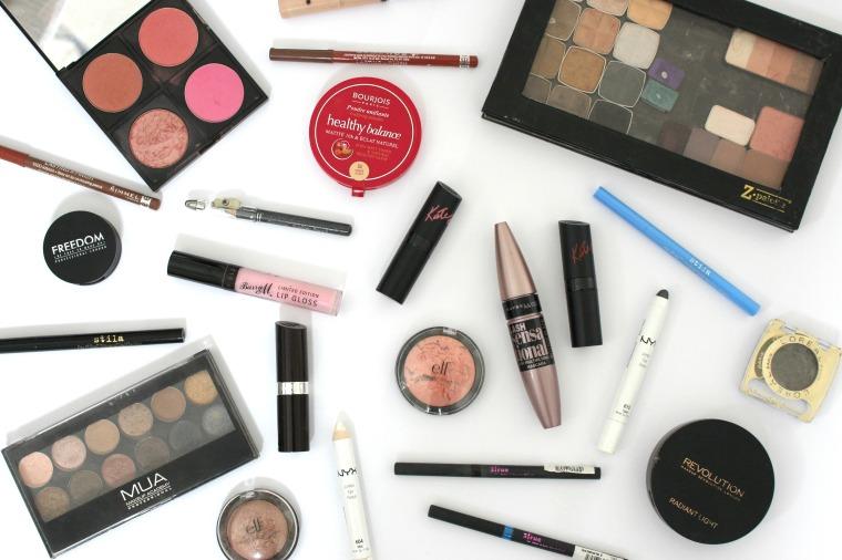 Paraben Makeup 1